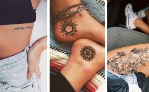 Var på kroppen borde du skaffa en tatuering?