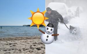 Gör testet! Är du en sommar- eller vintermänniska?