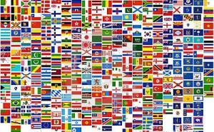 Geografi-Flaggkunskap!
