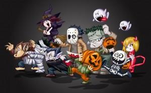 Vem är du på Halloween?
