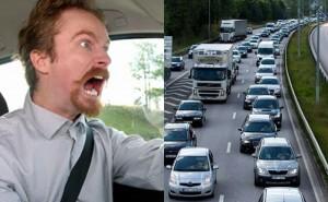 Testa dig! Hur arg är du i trafiken?
