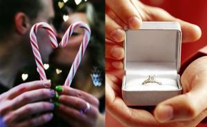Kommer du att få en förlovningsring i julklapp? (Se efter här!)