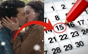 Vi vet vilken dag du kommer träffa den rätta detta år! (Se efter här)