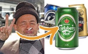 Testa! Hur gammal är du egentligen baserat på vilka öl du väljer?