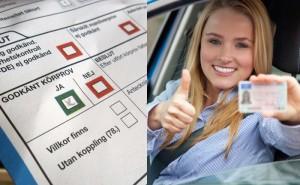 Testa dig! Kommer du att fixa körkortet i år?