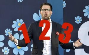 Om du svarar ja på de här tre frågorna är du nog sverigedemokrat