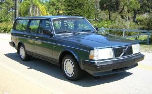 Hur mycket kan du om Volvo 240?