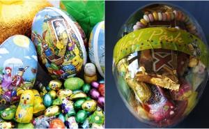 Kan vi gissa vilket påskgodis som är din favorit i påskägget?