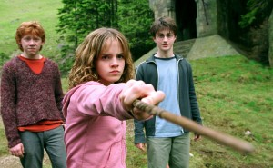 Känner du igen Harry Potter-filmen – baserat på bilder på Hermione?