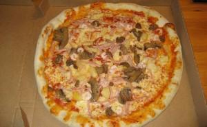 Vilken pizza är du?
