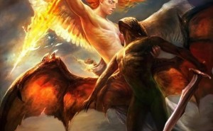 Är du en ängel eller demon ?