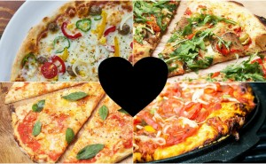 Beskriv ultimata pizzan så säger vi hur din alla hjärtans dag blir