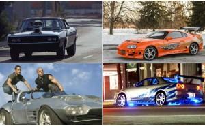 Vad kan du om bilarna i Fast & Furious-filmerna?