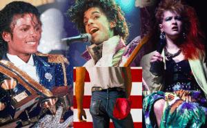 Testa dig! Vad kan du om popstjärnorna från 80-talet?