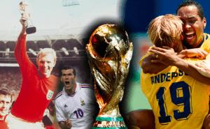 Hur bra koll har du på fotbolls-VM genom historien?