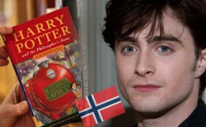 Vad heter karaktärerna i Harry Potter på norska?