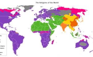 Världsreligionernas historia