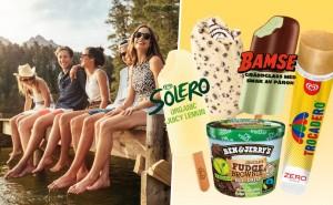 Vilken av GB:s glassnyheter är du?