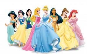 Vilken Disney Prinsessa liknar dig mest?