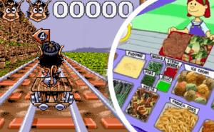 Kan du gissa vilket datorspel från barndomen detta är genom att bara se en bild?