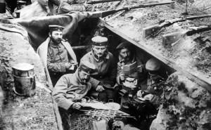 Quiz första världskriget allmänt