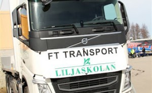 Liljaskolan Transport