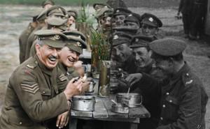 Begrepp första världskriget