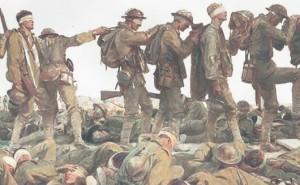 Allmänt första världskriget