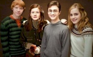 Vem är din bästa vän i Harry Potter?