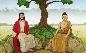 Buddha och Jesus