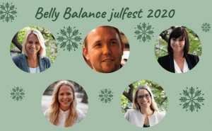 Belly Balance Julfest