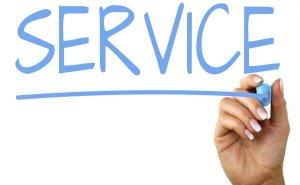 Vet du vad service är?