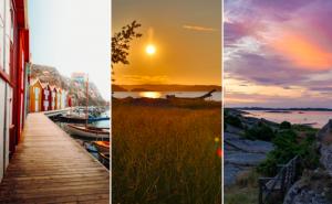 Quiz: Känner du igen västkustorten med en bild?